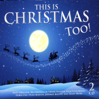This Is Christmas Too 2CD